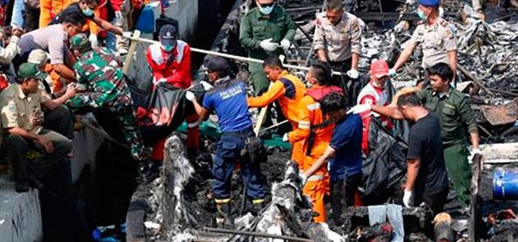 #Video: Tragedia en Indonesia: supera los mil 700 muertos y 5 mil desaparecidos