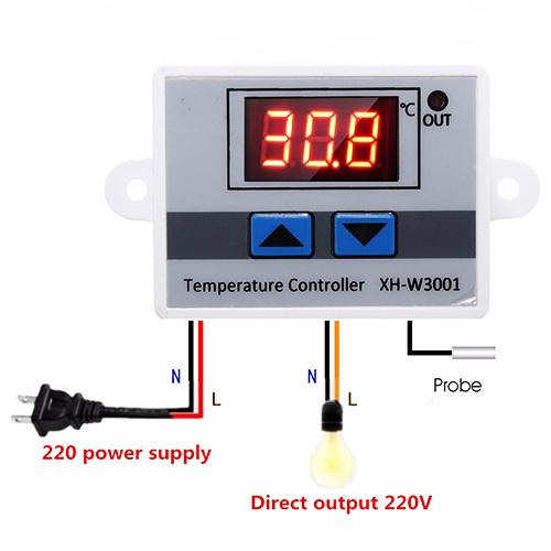 XH W3001 220 V 001