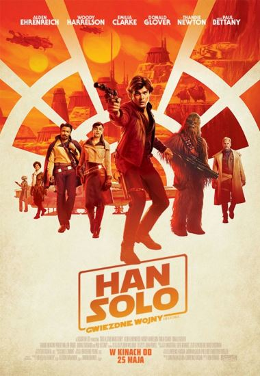 Han Solo: Gwiezdne wojny - historie / Solo: A Star Wars Story (2018) PLDUB.BDRip.XviD-KiT | Dubbing PL