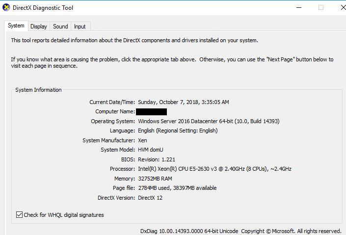 $10 Cracked RDP - 8 CPU/32GB RAM/GRID k180Q (4GB)