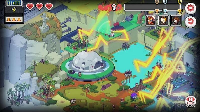 Death Coming - Trở thành đệ của thần chết trong game giải đố siêu dị