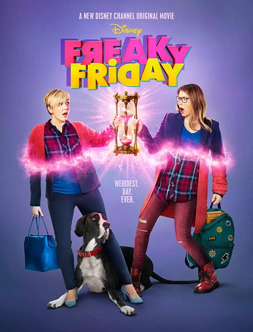 Zakręcony piątek / Freaky Friday (2018)  PLDUB.1080p.HDTV.x264.AC3-FOX / Dubbing PL