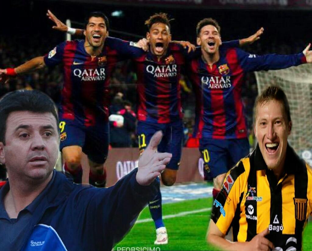bombazo  nacional !!!  Julio César Baldivieso al barcelona fc  !!!
