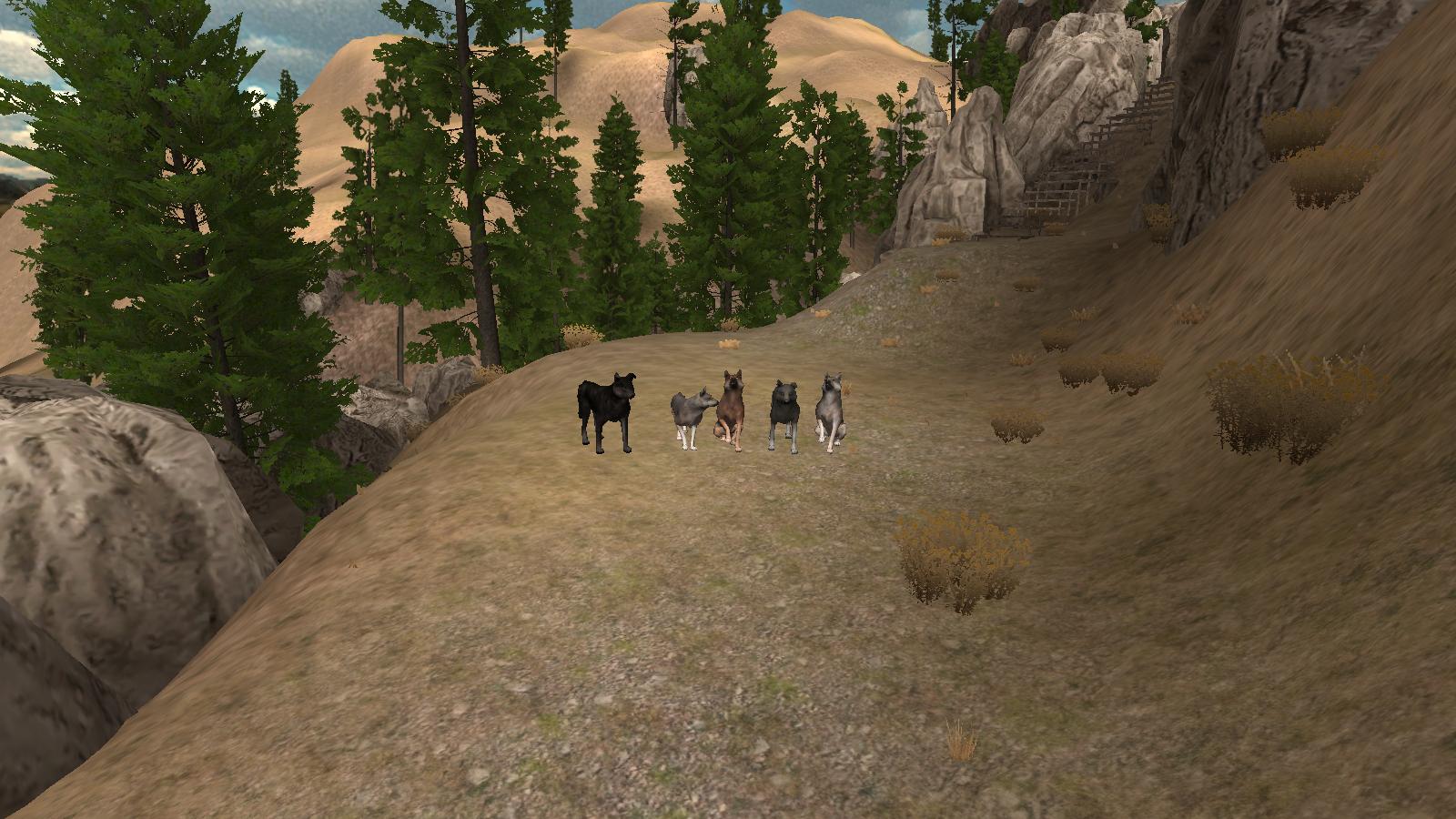Pack selfie pics! Wolf_Quest_Screenshot_11