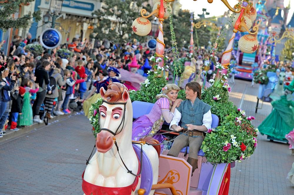 Disneyland Paris Pirates and Princesses
