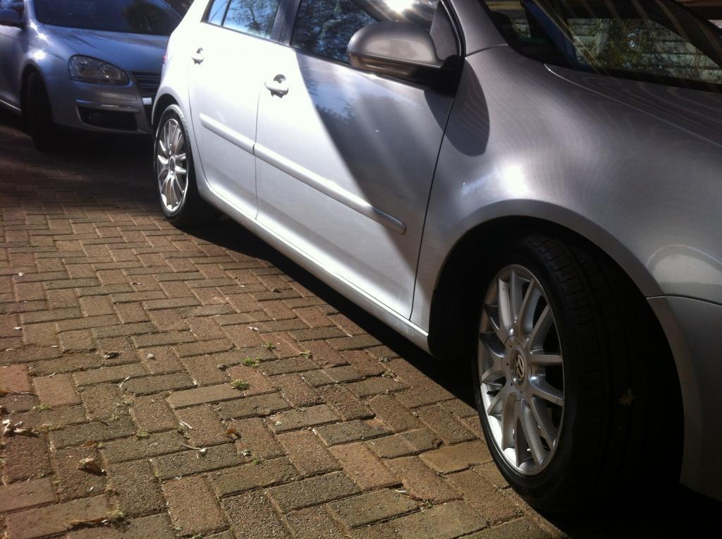2007 VW Golf 5 GT -