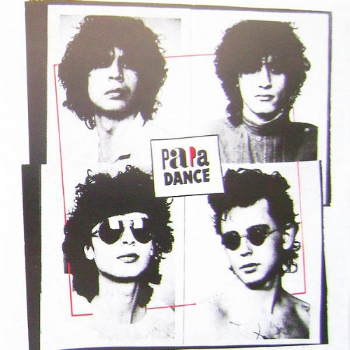 Papa Dance - Papa Dance (Remastered) (2009) [FLAC]
