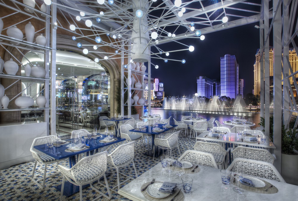 Lago by Julian Serrano Las Vegas Bellagio Restaurant