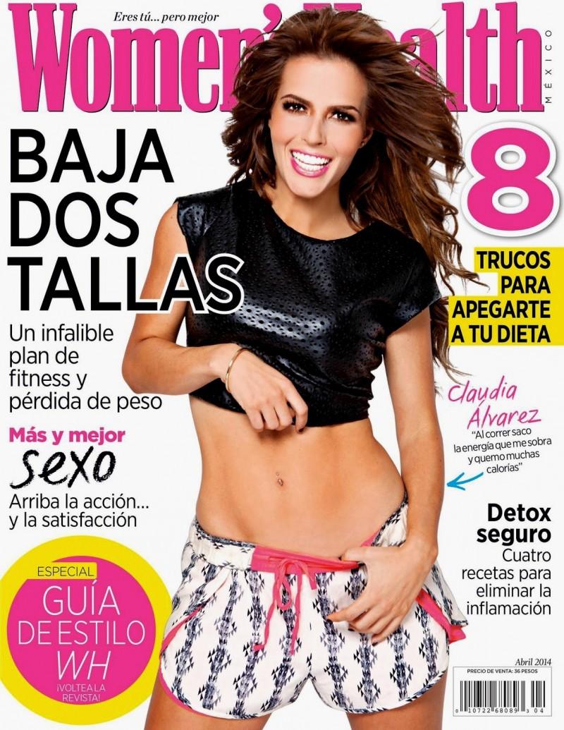 Claudia Alvarez - Page 2 Claudia_Alvarez_Womens_health