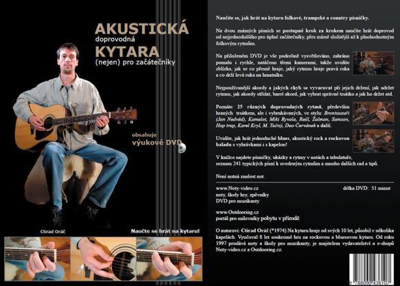CTIRAD  ORÁČ - Akustická kytara (gitarova skola) 2009