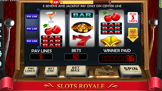 Slots Machine Online Casinos For US Players