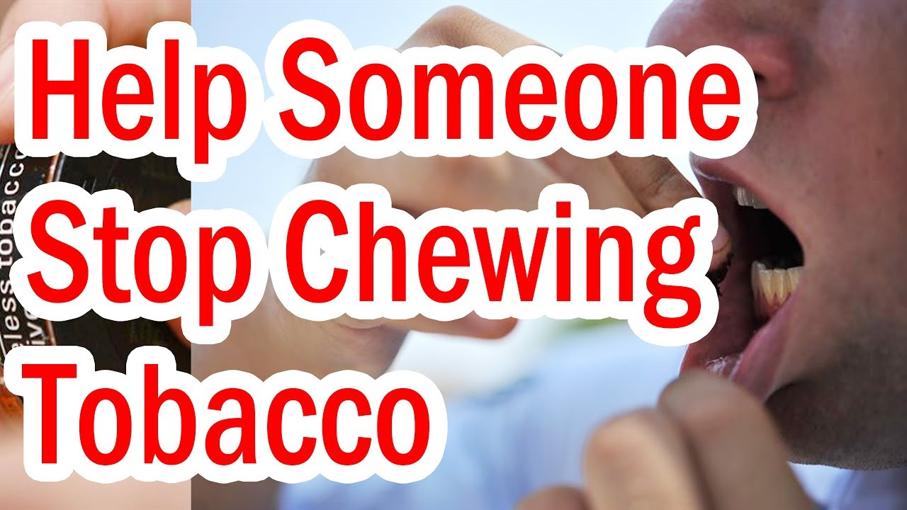 5 tips to help get rid of tobacco