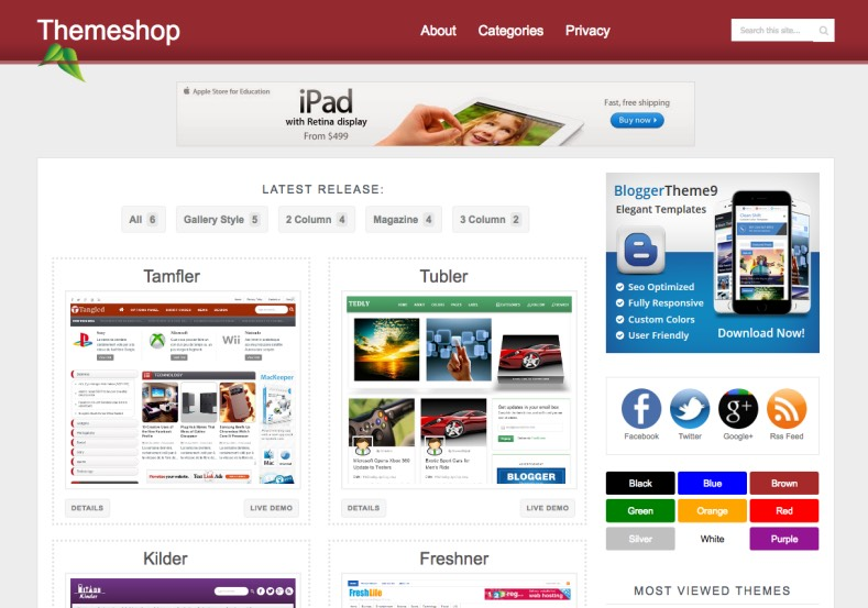Themeshop_Blogger_Template