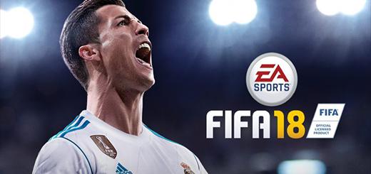 FIFA 2018 - Origin Ключ