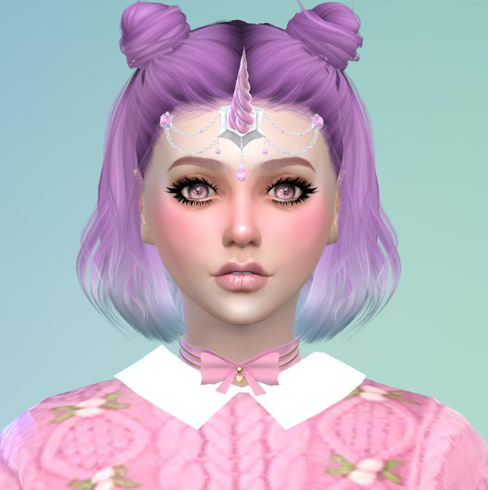 The Sims 4. Готовые симы - Страница 3 08_06_2018_3_16_42