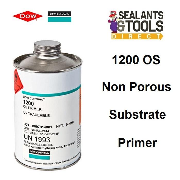 Dow Corning Dowsil 1200 OS Non Porous Primer 500ml