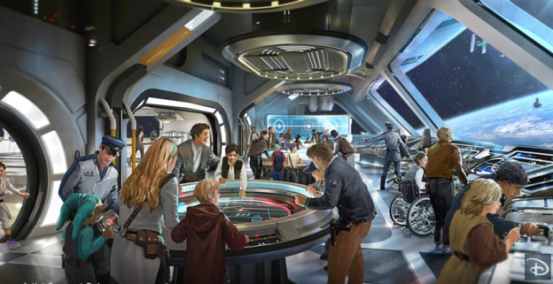 [Walt Disney World] Star Wars: Galactic Starcruiser (2021)  - Page 2 W783