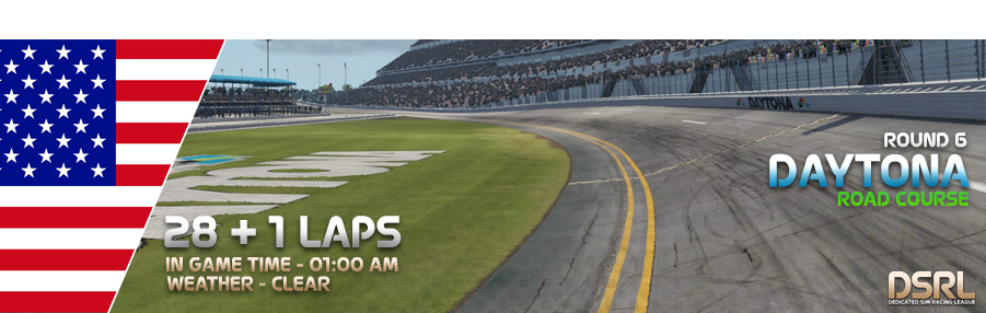 Round 6 - Daytona Road Course - Sign In/Out R6_daytona
