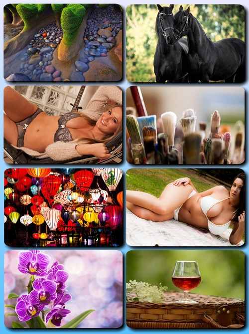 Beautiful Mixed Wallpapers Pack 738