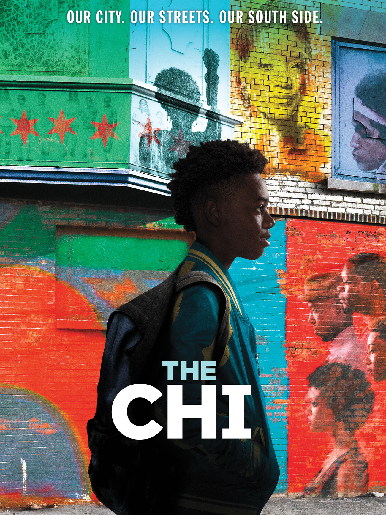 The Chi - Season 1 - Mp4 X264 AC3 1080p