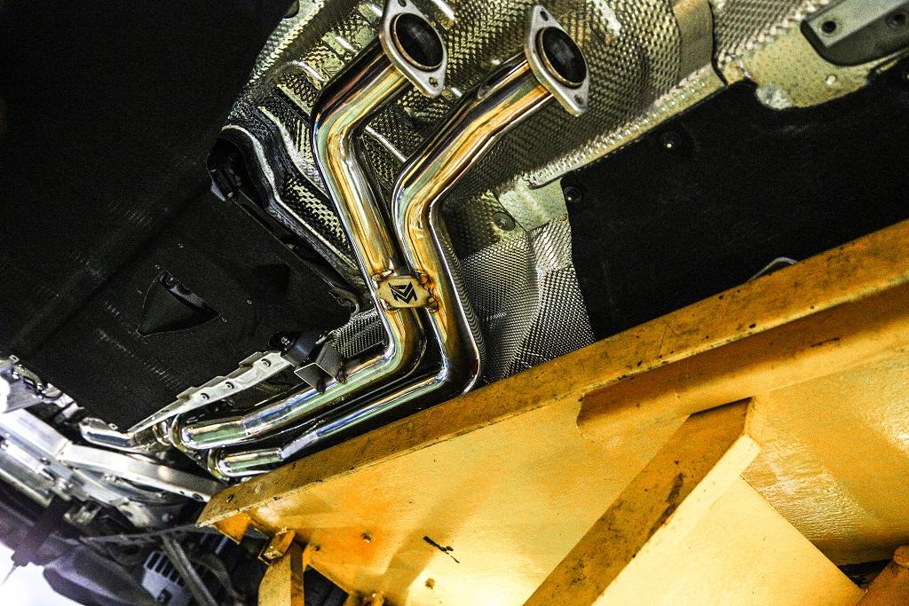 Bmw F82 M4 Premium Gts Armytrix Exhaust Tuning Price 10