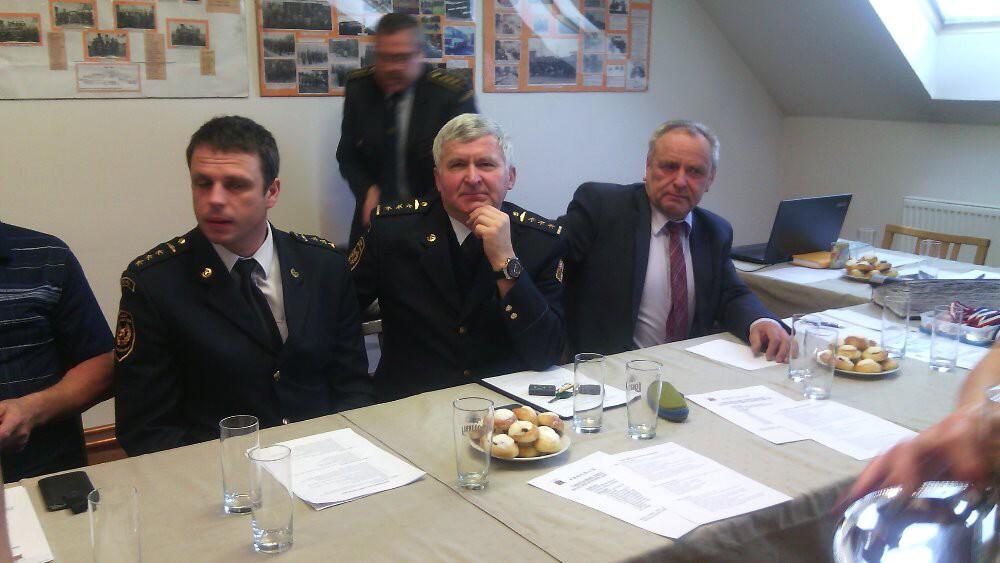 Výroční schůze SDH Lubenec 2016 5