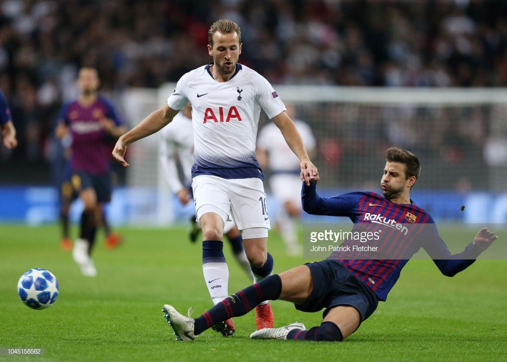 صور مباراة : توتنهام - برشلونة 2-4 ( 03-10-2018 )  T5