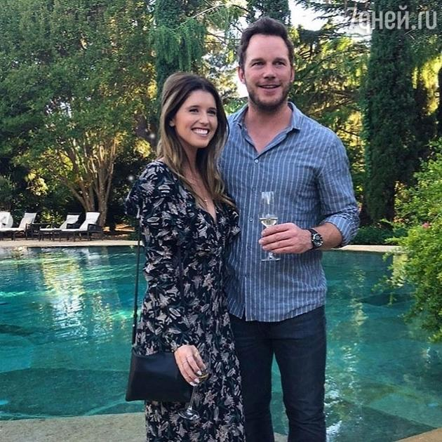 The novel of Schwarzengger's daughter with Chris Pratt is developing very rapidly.