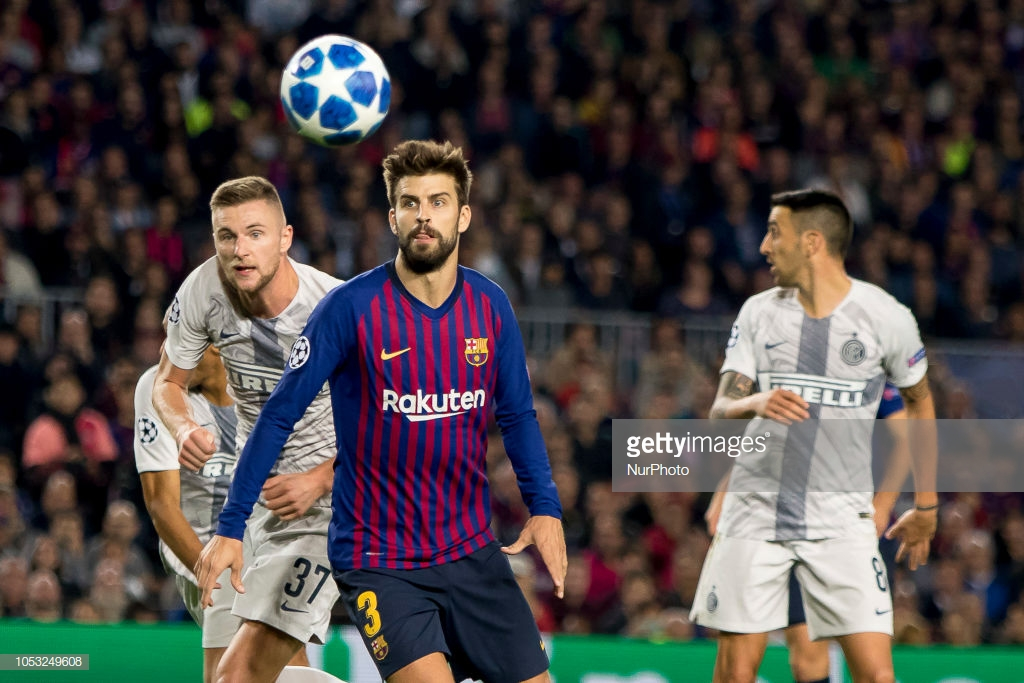 صور مباراة : برشلونة - إنتر ميلان 2-0 ( 24-10-2018 )  O5