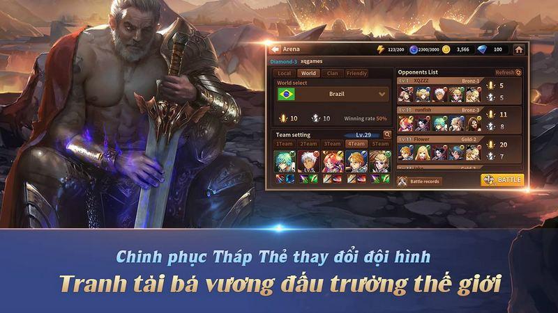 NPH VTC Online công bố bản Alpha Test của tựa game Chiến Hồn Mobile