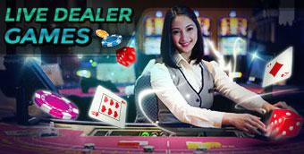 Live Casino dengan Dealer Seksi