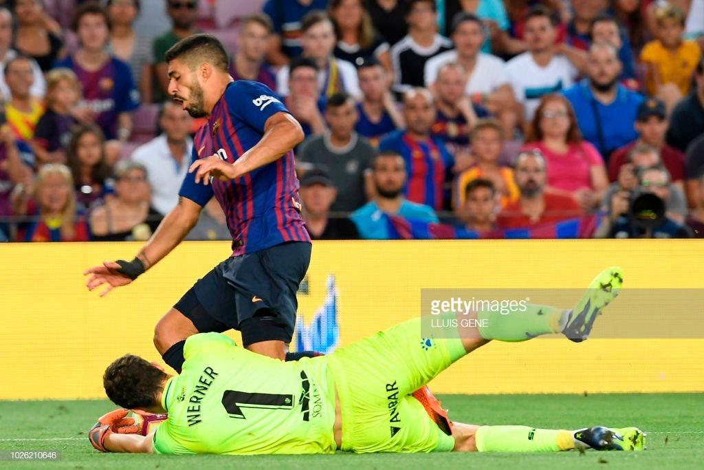 صور مباراة : برشلونة - هويسكا 8-2 ( 02-09-2018 )  Y5