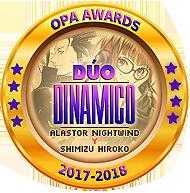 Llegada fantasmal Duo_Dinamico