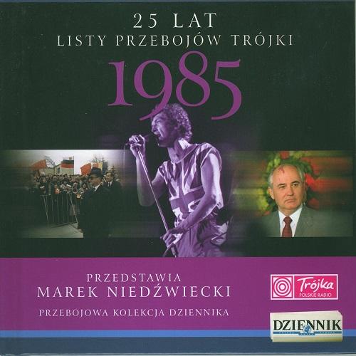 VA - 25 lat Listy Przebojów Trójki 1985 (2006) [FLAC]