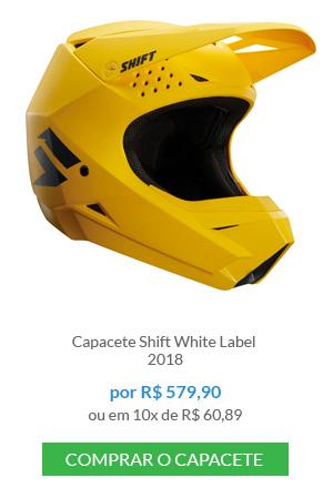 Capacete Shift White Label 2018