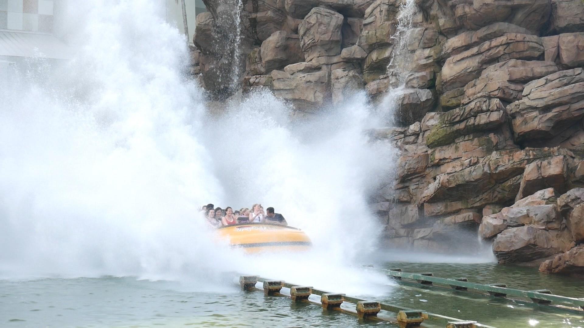 Jurassic Park River Adventure at Universal Orlando Resort
