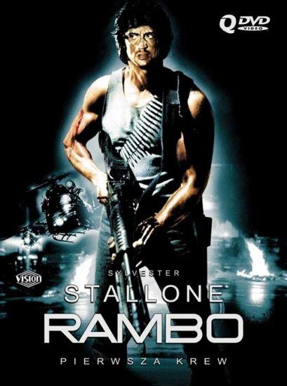 Rambo: Pierwsza krew / First Blood (1982) PL.BRRip.XviD-GR4PE | Lektor PL