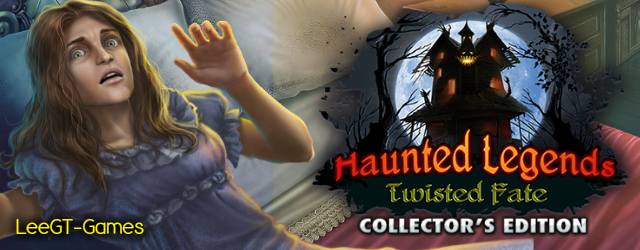Haunted Legends 13: Twisted Fate Collector's Edition [v.Final]