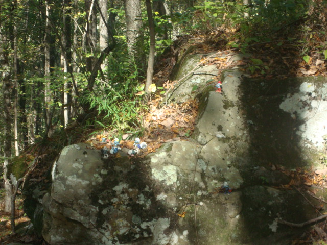 Highlights of Trails End/Brimstone ride DSC08750