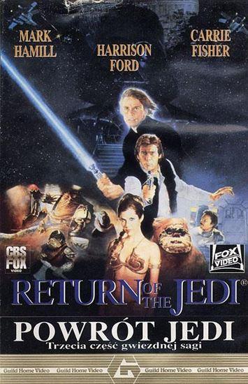Gwiezdne wojny: Część VI - Powrót Jedi / Star Wars: Episode VI - Return of the Jedi (1983) PL.BRRip.XviD-GR4PE | Lektor PL