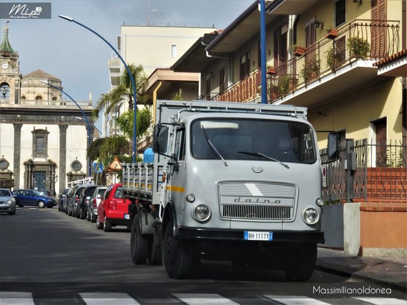 Veicoli commerciali e mezzi pesanti d'epoca o rari circolanti - Pagina 5 OM_Daino_Diesel_4_6_87cv_72_BH111_TY