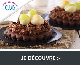 Petits nids de pâques croustillants au chocolat et pommes