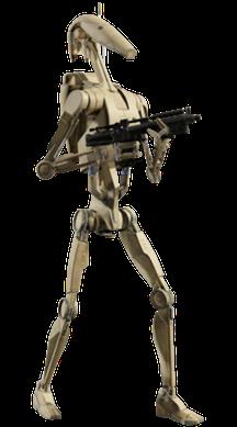 B1 Battle Droid