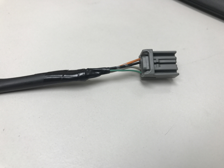 diy wiring homelink unit on 9th gen accord  without using 2005 honda accord wiring harness