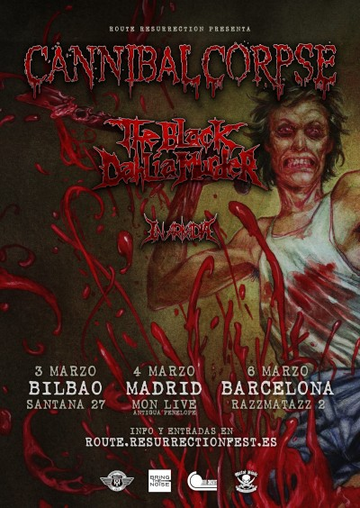 Route_Resurrection_2018_Cannibal_Corpse_The_Black_Dahlia_Murder_Poster_1600x2255