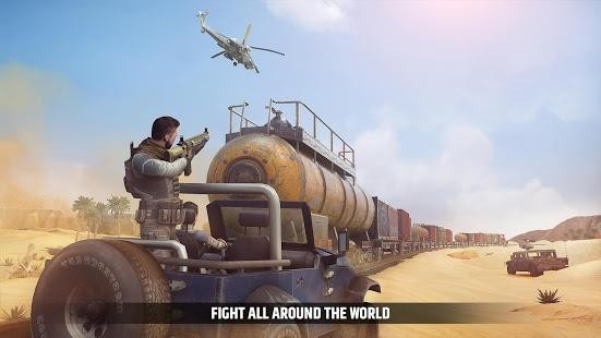 Cover Fire 1.6.2 (Mod Money / VIP) Apk