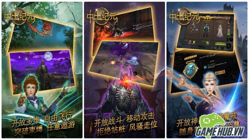Kỷ Nguyên Trung Thổ - Game quốc chiến có Map siêu khủng khiến game thủ điên đảo - ảnh 2
