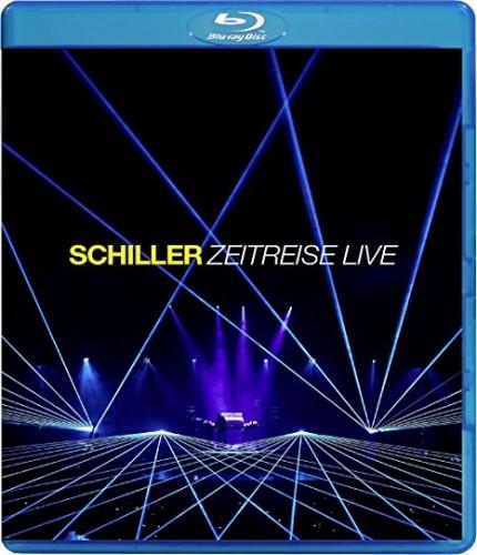 Schiller - Zeitreise Live (2016) [Blu-ray 1080i]