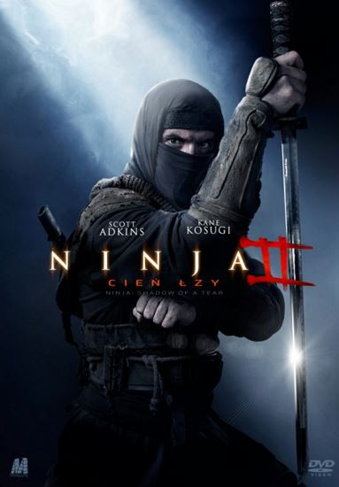 Ninja: Cień łzy / Ninja: Shadow of a Tear (2013) PL.BRRip.XviD-GR4PE | Lektor PL
