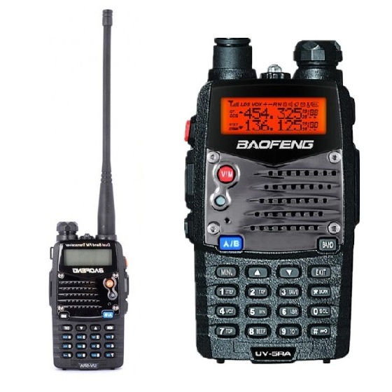 HT VERXION UV-5RA